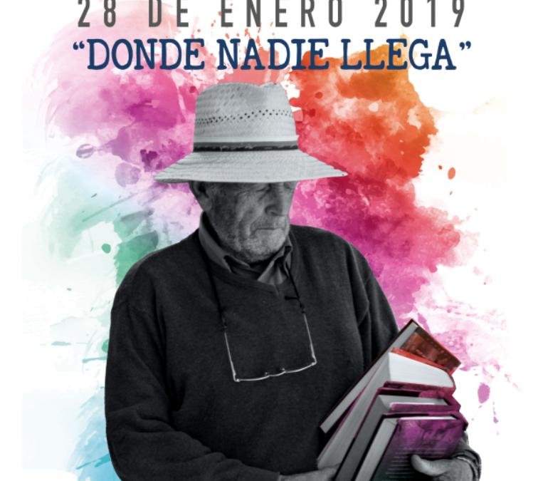 Día del Bibliobús, 2019