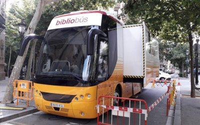 El Bibliobús Tagamanent se renueva