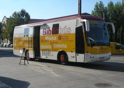 Bibliobús de Barcelona