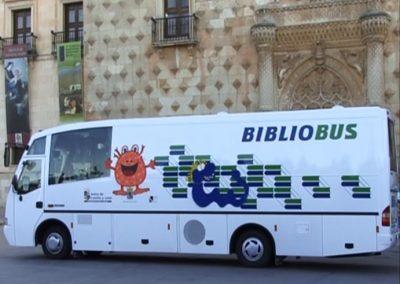 Bibliobús de León