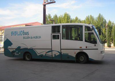 Bibliobús de Murcia