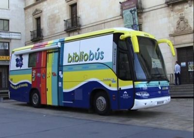 Bibliobús de Guadalajara