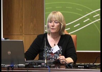 Presentación de Karen Sejero
