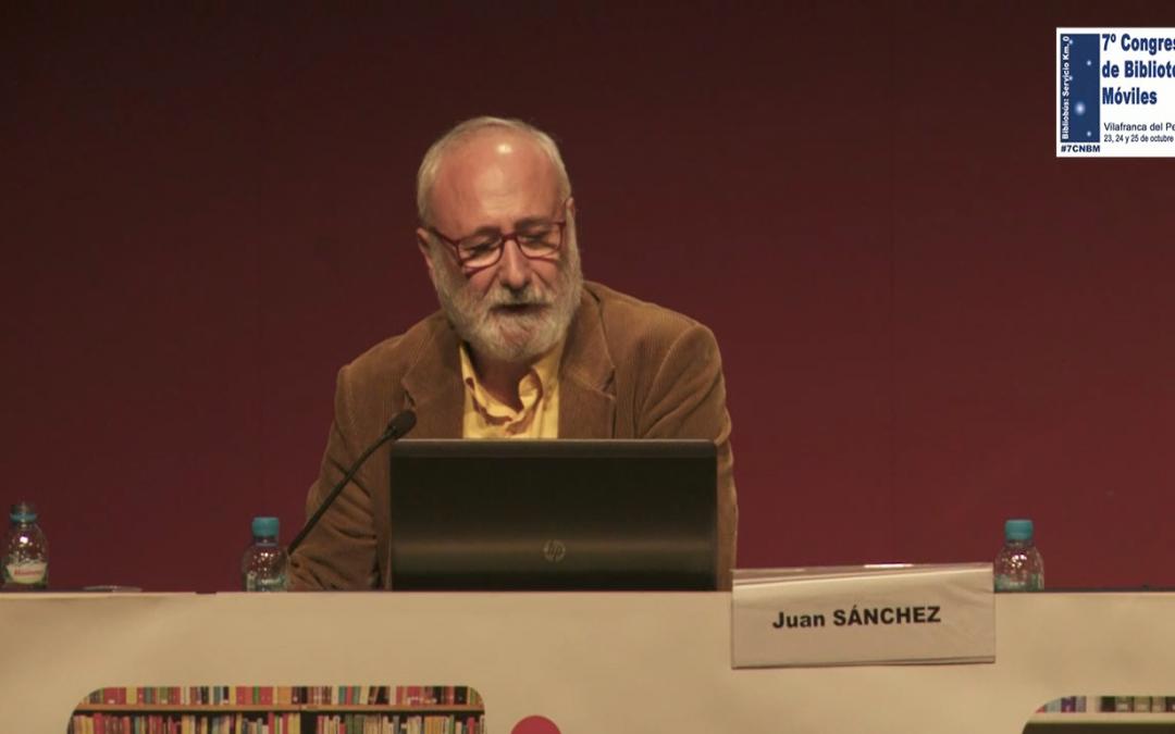 Adiós a Juan Sánchez.