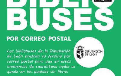Los Bibliobuses de León por correo