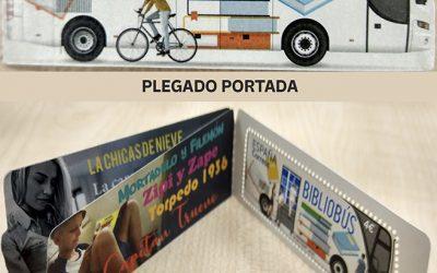 Correos pone en circulación el primer sello español dedicado al Bibliobús